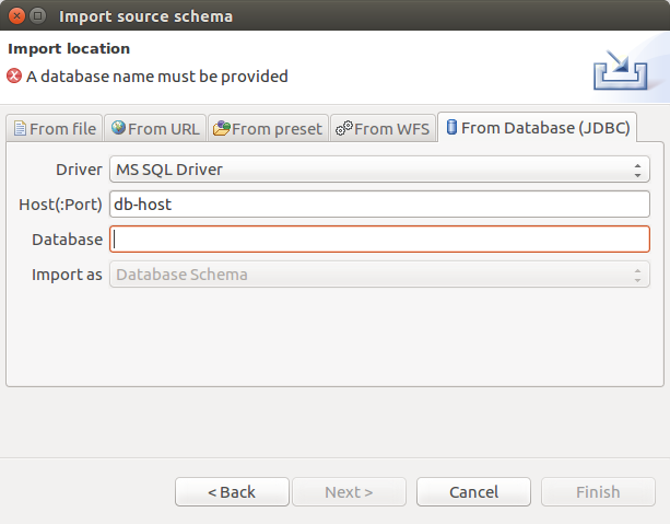 hale studio 3.1.0 Load from MS SQL Server Database